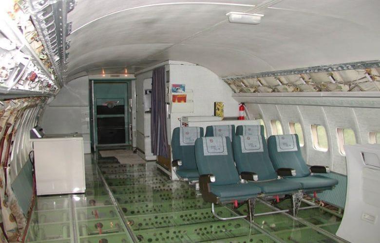 самолет дом