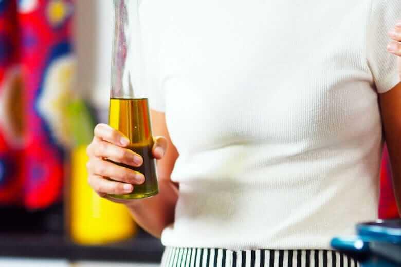 трюки с оливковым маслом