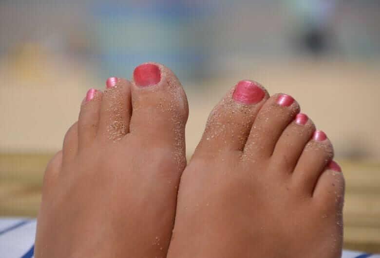 форма твоих ног