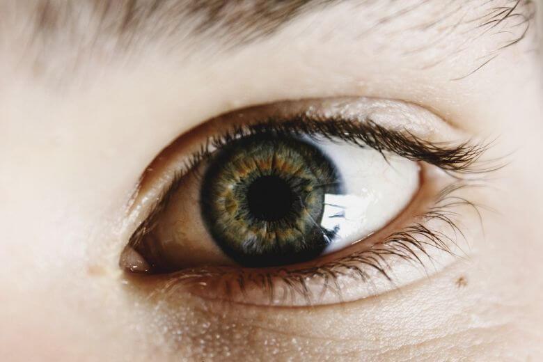 глаз личности