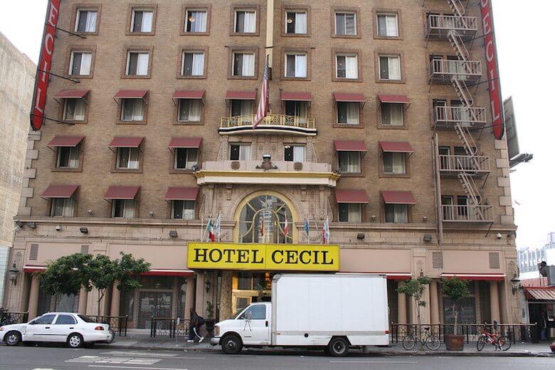 отель Cecil